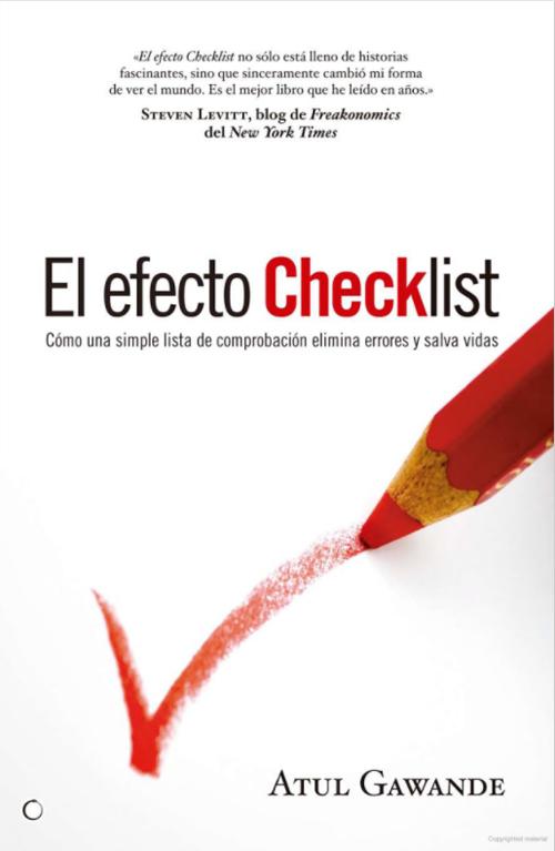 el efecto checklist